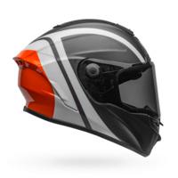 Bell Star MIPS Helmet Tantrum Matte/Gloss Black/White/Orange