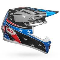 Bell Moto-9 MIPS Helmet Tomac Replica 19 Eagle Black/Blue/Red/White