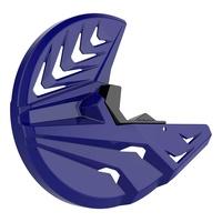 Polisport 75-815-10B8 Disc & Bottom Fork Protectors Blue for Yamaha YZ/YZ-F