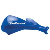 Polisport 75-830-40B8 Sharp Handguards Blue includes 12mm Fitting Kit