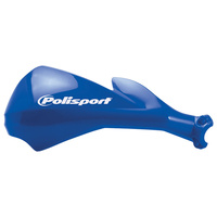 Polisport 75-830-40B8 Sharp Handguards Blue includes 12mm Fitting Kit