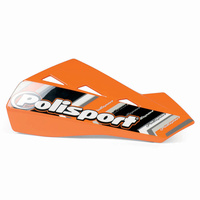 Polisport 75-830-42O Qwest Handguards Orange