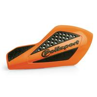 Polisport 75-830-47O Freeflow Handguards Orange