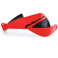 Polisport 75-830-53R4 Exura Handguards Red