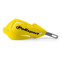 Polisport 75-830-67Y Touquet Handguards Yellow