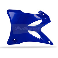 Polisport 75-841-09B8 Radiator Shrouds Blue for Yamaha YZ85 02-14