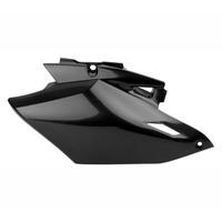 Polisport 75-841-66K Side Covers Black for Yamaha WR450F 12-15