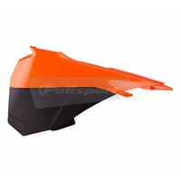 Polisport 75-845-32O Air Box Cover Orange/Black for KTM 85 SX 13-17