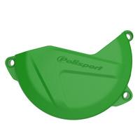 Polisport 75-845-45G5 Clutch Cover Green for Kawasaki KX450F 16
