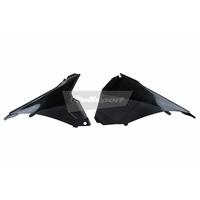 Polisport 75-845-51K Air Box Cover Black for KTM SX/SX-F/XC/XC-F 13-15