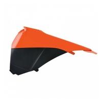 Polisport 75-845-52OK Airbox Covers Orange/Black for KTM EXC/EXC-F 14-16