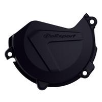 Polisport 75-846-05K Clutch Cover Black for KTM/Husqvarna