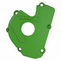 Polisport 75-846-08G Ignition Cover Green for Kawasaki KX250F 13-16