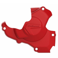 Polisport 75-846-12R Ignition Cover Red for Honda CRF450R 11-16