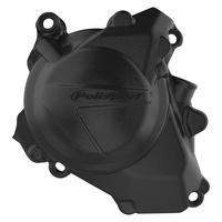 Polisport 75-846-27K Ignition Cover Black for Honda CRF450R 17-18