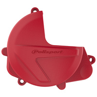 Polisport 75-846-28R4 Clutch Cover Red for Honda CRF450R 17-18
