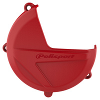 Polisport 75-846-32R Clutch Cover Red for Beta RR250/300 2T 13-17
