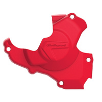 Polisport 75-846-33R Ignition Cover Red for Beta RR250/300 13-18