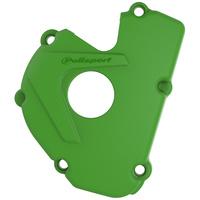 Polisport 75-846-38G5 Ignition Cover Green for Kawasaki KX250F 17-18