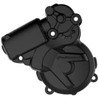 Polisport 75-846-43K Ignition Cover Black for Husqvarna/KTM