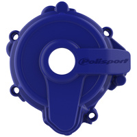 Polisport 75-846-60B Ignition Cover Blue for Sherco SE250/300 14-19