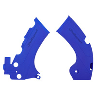 Polisport 75-846-62B8 Frame Protectors Blue for Yamaha YZF