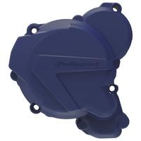 Polisport 75-846-75B Ignition Cover Blue for Husqvarna/KTM