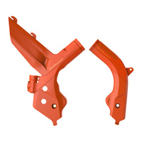 Polisport Frame Guard Orange for KTM SX/SX-F/XC/XC-F 19-20/EXC/EXC-F/XC-W/XCF-W 2020