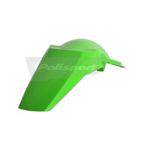 Polisport 75-856-11G5 Rear Fender Green for Kawasaki KX125/250 03-08
