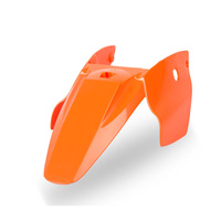 Polisport 75-856-18O Rear Fender & Side Cover Combo Orange for KTM 65 SX 02-08