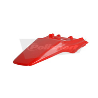 Polisport 75-856-32R4 Rear Fender Red for Honda CRF50 04-17