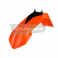 Polisport 75-857-15O2 Front Fender Orange for KTM 65 SX 12-15
