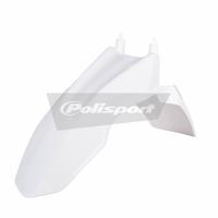 Polisport 75-857-35W Front Fender White for Honda CRF110F 13-17