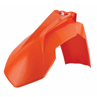 Polisport 75-857-37O Front Fender Orange for KTM SX/SX-F 13-15
