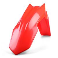 Polisport 75-857-39R4 Front Fender Red for Honda CRF250R 14-17/CRF450R 13-16