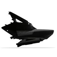 Polisport 75-860-15K Side Covers Black for Suzuki RM-Z450 08-17