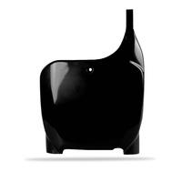 Polisport 75-865-70K Front Number Plate Black for Honda CR125/250 00-03