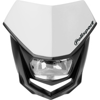Polisport 75-865-74W Halo Headlight White
