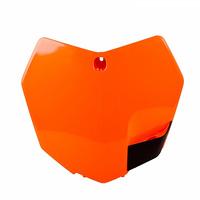 Polisport 75-865-91O Front Number Plate Orange for KTM SX/SX-F