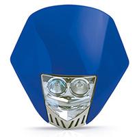 Polisport 75-866-33B8 HMX Duel Halogen Headlight Blue