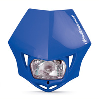 Polisport 75-866-35B8 MMX Headlight Blue