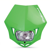 Polisport 75-866-35G5 MMX Headlight Green