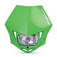Polisport 75-866-35G5 MMX Headlight Green