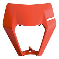 Polisport 75-866-68O Headlight Surround Orange for KTM EXC/EXCF 17-19