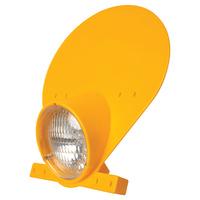 Polisport 75-866-79DY Preston Petty LED Headlight Number Plate Dark Yellow
