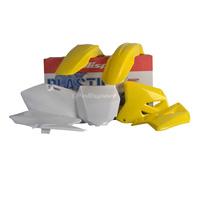 Polisport 75-900-95 Plastics MX Kit OEM Colours for Suzuki RM125/250 01-08
