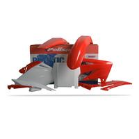 Polisport 75-901-15 Plastics MX Kit OEM Colours for Honda CRF250R 06-07