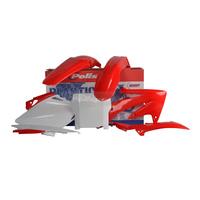 Polisport 75-901-25 Plastics MX Kit OEM Colours for Honda CRF450R 07