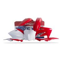Polisport 75-901-42 Plastics MX Kit OEM Colours for Honda CRF250R 08