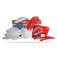 Polisport 75-902-13 Plastics MX Kit OEM Colours for Honda CRF250R 09